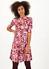 tree of life dress, toile de romantic, Dresses, Red