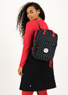 wild weather lovepack, casual anchor, Accessoires, Black