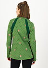 Fleecejacket cosyshell turtle, english garden, Jackets & Coats, Green