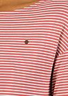 Longsleeve sweet sailorette, ash rose stripes, Shirts, Rosa