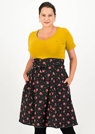Circle Skirt harvest moon, belladonna, Skirts, Black