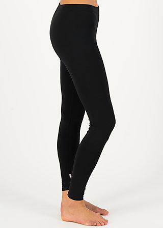 Leggings lovely legs, black star, Leggings, Black
