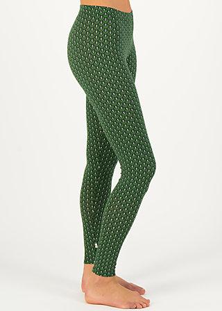 Leggings lovely legs, green dance, Leggings, Green