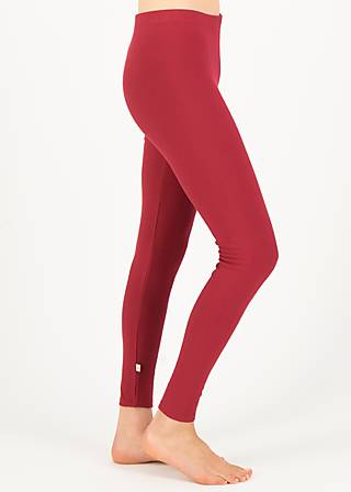 Sweat Leggings lovely walker, kiss red, Leggings, Red