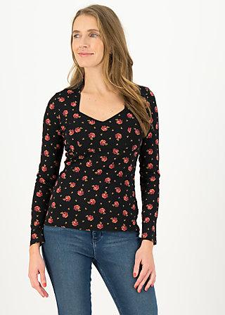 Longsleeve miraculous power , romy rose, Shirts, Black