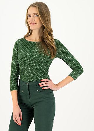 Jersey Top oh marine, green dance, Shirts, Green