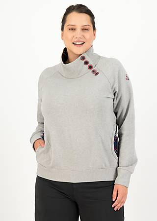 Winter Jumper oh so nett, great grey, Jumpers & Sweaters, Grey