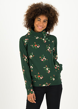 Sweater oh so nett, prima clima, Pullover & Sweatshirts, Grün
