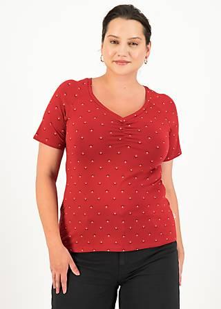 Jersey T-Shirt savoir-vivre, little winner, Shirts, Red