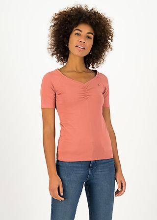 Jersey T-Shirt savoir-vivre, faded rose, Shirts, Pink