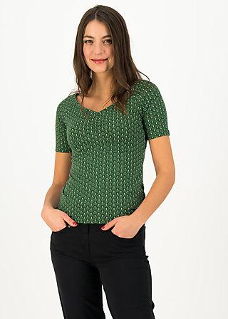 Jersey T-Shirt savoir-vivre, green dance, Shirts, Green