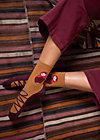 Baumwollsocken sensational steps, masha matroschka, Accessoires, Gelb