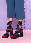 Baumwollsocken sensational steps, walking on stars, Accessoires, Blau