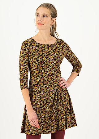 Tunika-Kleid swing lovers, lorelei laurel, Kleider, Schwarz