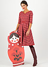 Kleid thanksgiving  love, mutroschka, Kleider, Rot