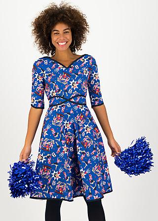 Festliches Kleid thanksgiving  love, allstar girls, Kleider, Blau