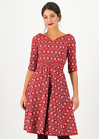 Dress thanksgiving  love, mutroschka, Dresses, Red