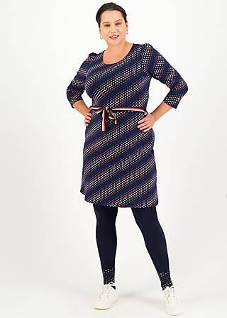 Sweat Dress très charmeuse, stars n` stripes, Dresses, Blue