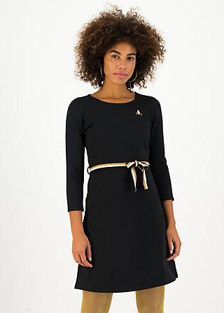 Sweat Dress très charmeuse, jump for black, Dresses, Black