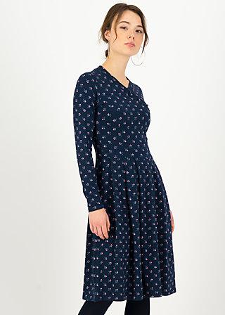 Herbstkleid crown princess, lil´heartbreaker, Kleider, Blau