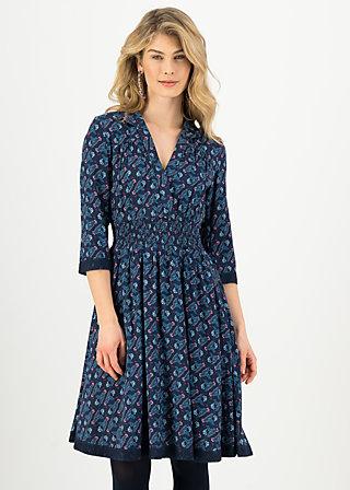 Festive Dress gretchen drop waist, ladies night, Dresses, Blue
