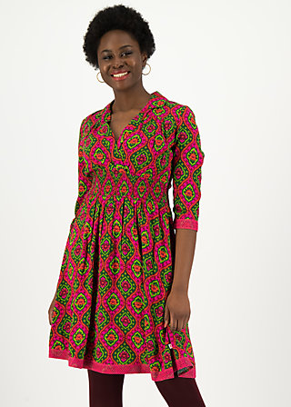 Festive Dress gretchen drop waist, one night anita, Dresses, Green