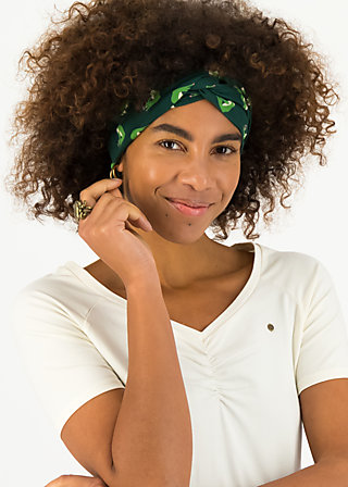 Hair-band hot knot, franny frog, Accessoires, Green