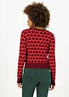 Strickjacke strickliesl, knit red apple, Cardigans & leichte Jacken, Rot