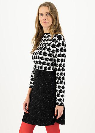 Jumper Dress stricklizzi, knit black apple, Dresses, Black