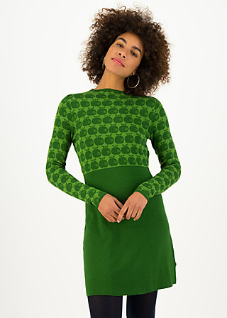 Strickkleid stricklizzi, knit green apple, Kleider, Grün