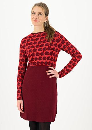 Strickkleid stricklizzi, knit red apple, Kleider, Rot