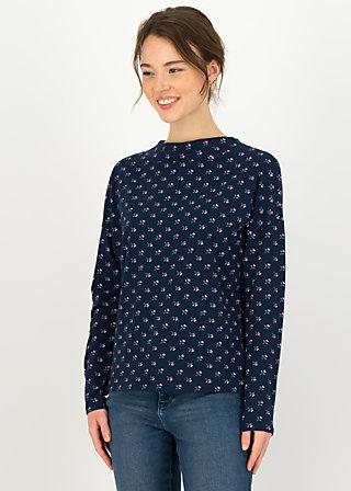 Longsleeve tailorlove turtle, lil´heartbreaker, Shirts, Blue