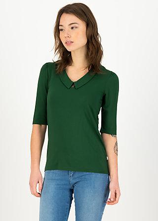 Shirt garconette pure, detox green, Shirts, Grün