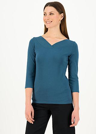 Shirt gracious twist, blue night cha, Shirts, Blau