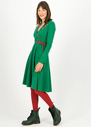 Jerseykleid shalala tralala, fauna green, Kleider, Grün
