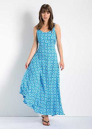 baum der erkenntnis robe, cascades of azur, Kleider, Blau