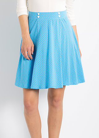 certain seduction skirt, deep lagon, Röcke, Blau