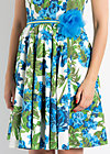 evening with eve dress, exotic explosion, Kleider, Blau