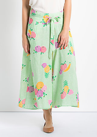 flatterschlange shorts, juicy fruits, Hose, Grün