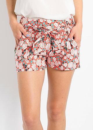 sündenfall shorts, daily daisy, Hose, Orange
