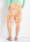 surf me tender pants, power of flower, Hosen, Orange
