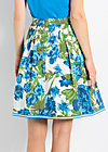 swing and sin skirt, exotic explosion, Röcke, Blau