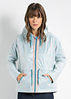 windy wings jacket, gentle garden, Jacken, Blau