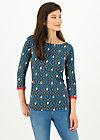 harbour d'amour shirt, mister pot plant, Shirts, Blau
