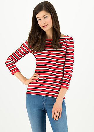 Shirt harbour d'amour, les stripes, Shirts, Red