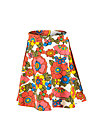 hippie hippie shake jupe, shower flower, Skirts, White