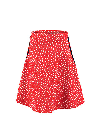 hippie hippie shake jupe, strawberry point, Skirts, Red