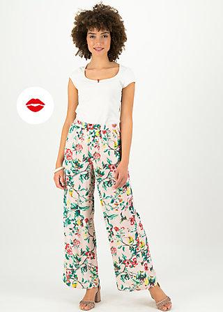 lady flatterby pants, colibri lovedance, Hosen, Rosa