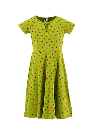 Summer Dress lieblingskleidchen, strawberry soucre, Dresses, Green
