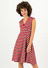 Summer Dress ohlala tralala, les stripes, Dresses, Red
